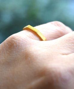 Gold Plated Silver Chevalier Ring Tsaprali Artonomous 4