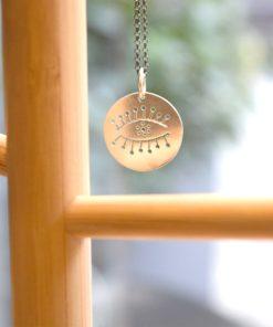 Silver Necklace Artworks Artonomous 2