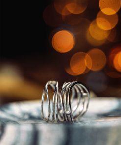 Silver Ring Ahandmade Artonomous