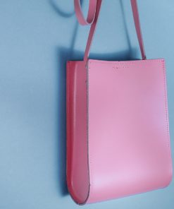 Leather Coral Bag Artonomous