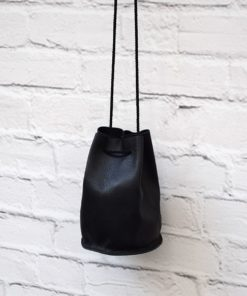 Leather Pouch Black Artonomous 1