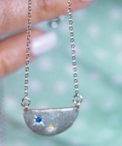 Necklace Silver Tsaprali Artonomous