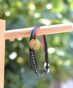Bracelet Gold Plated Silver Koukos Artonomous1
