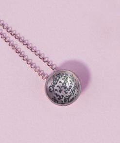 Necklace Silver Meitani Artonomous