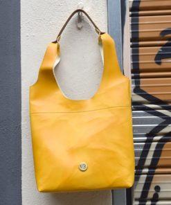 Shopper Mustard Yellow Vb Artonomous