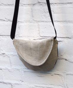 Crossbody Linen Bag Artonomous1