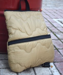 Fabric Backpack Golden Artonomous03