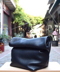 Leather Lunch Bag Vb Artonomous
