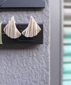 Silver Earrings Artonomous3