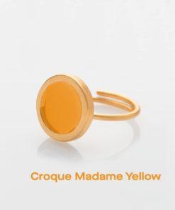 Ring Prigipo Yellow Artonomous 2