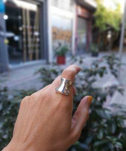Silver Ring Artonomous8