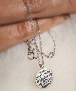 Poetry Necklace Artonomous 1