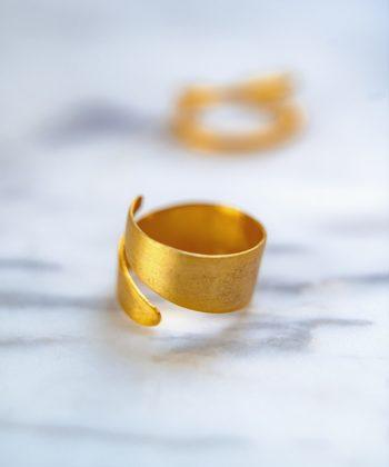 Speira Ring Gold Artonomous 2