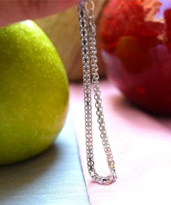 Βραχιόλι Ασήμι Αλυσίδα - Chain