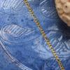 Βραχιόλι Ασήμι Επιχρυσωμένη Αλυσίδα - Chatelaine