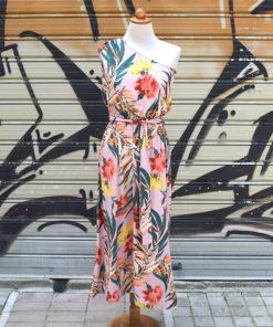 Maxi φόρεμα φλοράλ