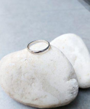 Δαχτυλίδι βεράκι ασήμι