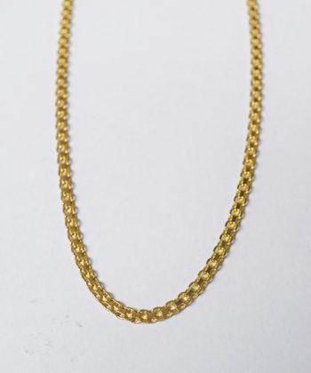 Αλυσίδα Ασήμι Επιχρυσωμένο - Chain